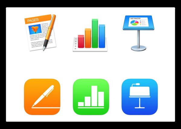 【Mac/iOS】iWork(Pages / Numbers / Keynote)バージョンアップでの新機能詳細(その1. 共通の新機能)
