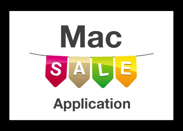 【Sale情報/Mac】Mac App Storeのセールアプリを取得する「Apps On Sale」が70%オフ
