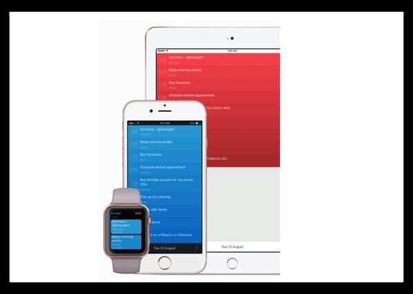 【Sale情報/iOS】ジェスチャ操作でタスクのスケジューリングがあっという間にできる「Sorted」が50%オフ