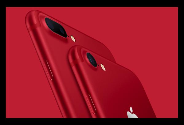 「iPhone 7/7 Plus (PRODUCT)RED」が気になる人はこのビデオを