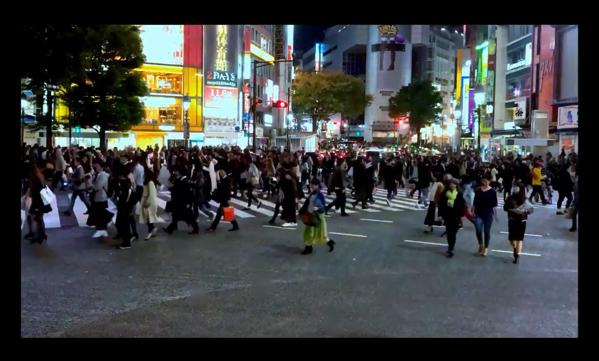 Apple Japan、iPhone 7の低照度撮影にフィーチャーした「ある夜のニューヨーク」「ある夜の東京」を公開