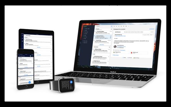 【Mac】メールクライアント「Spark」がラベル、フォルダ、スマート検索などを強化しアップデート