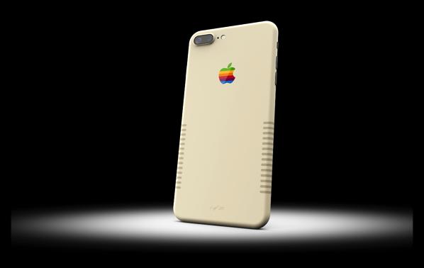 ColorWare、「iPhone 7 Plus Retro Edition」を発表