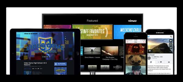 ビデオサービスの「Vimeo」、最大8Kの解像度で360度のビデオをサポート