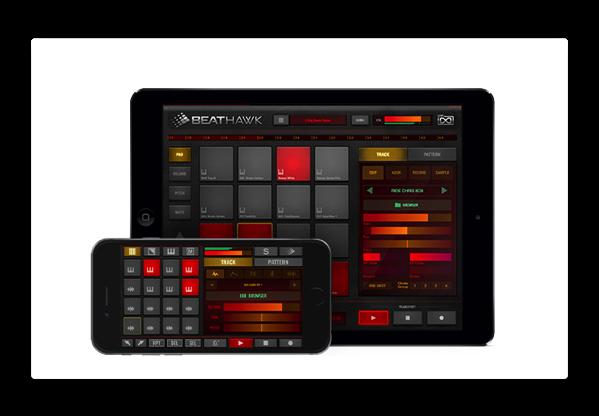 【Sale情報/iOS】iOS上で動作する完結したポータブル音楽制作アプリ「BeatHawk」が30%オフ