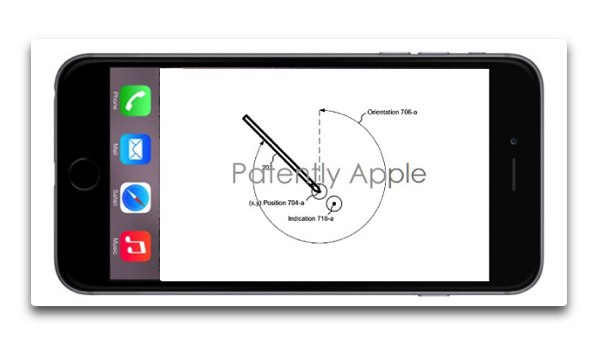 Appleは今日、iPhone用のApple Pencil、Siri用の音楽認識など64件の特許を取得