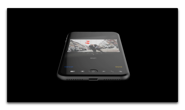 新しいiPhoneの画面上の青いピクセルが日本のサプライヤを評価する