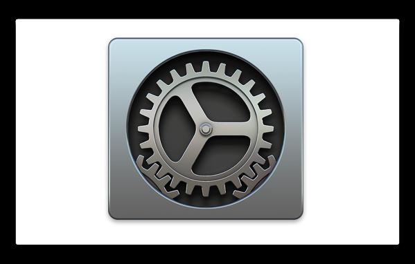 【Mac】システム環境設定のパネルをDockに追加し簡単にアクセスする