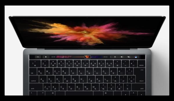 Appleのノートパソコンに何が起こったか?
