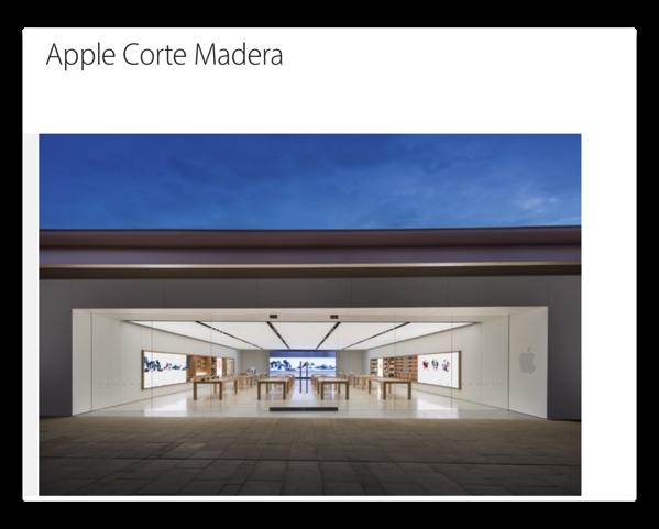 カリフォルニア州の「Apple Corte Madera」で24,000ドル相当のAppleデバイスが盗難