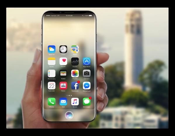 iPhone 8、64GBモデルで850ドルから900ドルまで、256GBモデルでは950ドルから1,000ドルか?