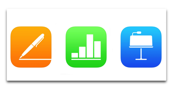 Apple、iOS版「Pages」「Numbers」「Keynote」をアップデート、「Numbers」ではテンキーが復活