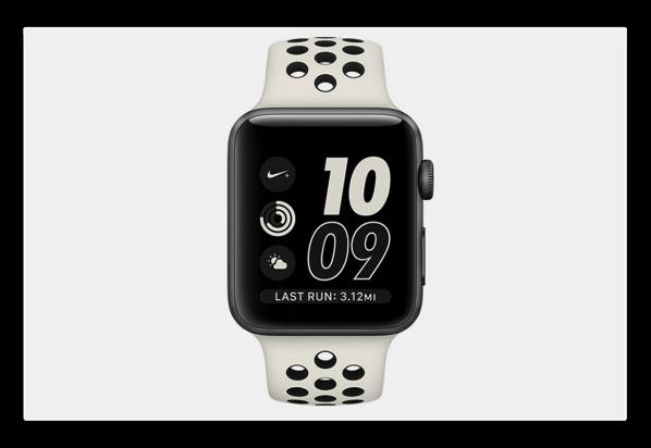 Nike、「Apple Watch NikeLab」の発売を発表
