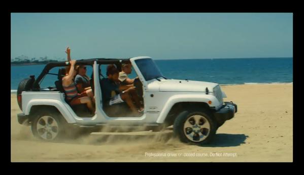 Jeep、新しいCM「Summer of Jeep®」を公開