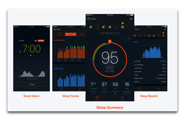 Apple、人気のApple Watch&iOS睡眠追跡プラットフォームBedditを買収