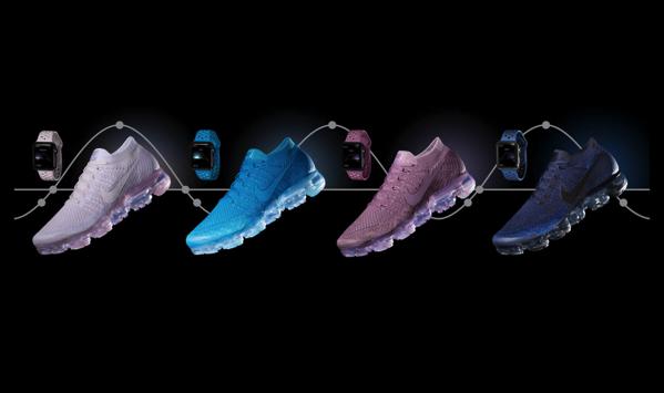 Nike、「Apple Watch Nike +」バンドに「Day to Night」コレクションを発表