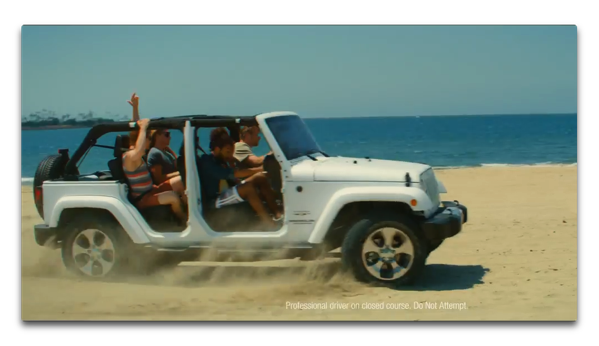 Jeep、新しいCM「Summer of Jeep®」を公開