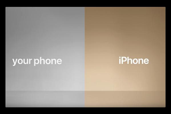 Apple、AndroidユーザーをiPhoneへの切替を促す新しいビデオ3本とWebサイトを公開