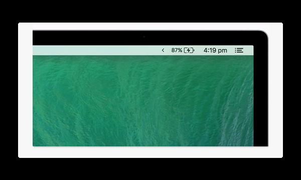 【Mac】メニューバーのアイコンをワンクリックで隠してスッキリ!無料の「VANILLA」