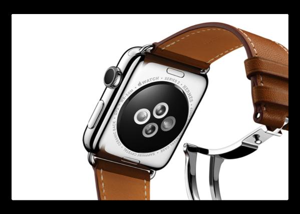 Apple Watchは手首に装着するフィットネストラッカー市場で最も正確な心拍数を測定