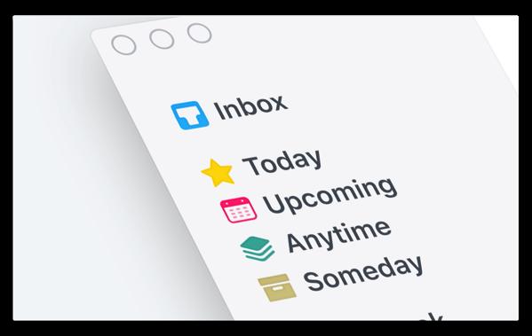 【Mac/iOS】タスク管理アプリ「Things」がメジャーアップデートし「Things 3」をリリース、既存ユーザーは期間限定で20%オフ