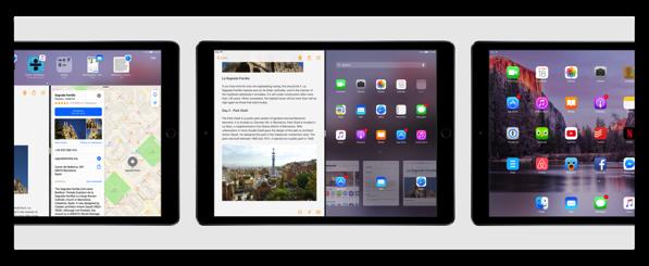 iPadの新しい生産性機能を想像する「iOS 11」のコンセプトビデオ