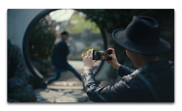 Apple Japan、iPhone 7 Plusのポートレートモードにフォーカスした「iPhone 7 Plus – The City」を公開