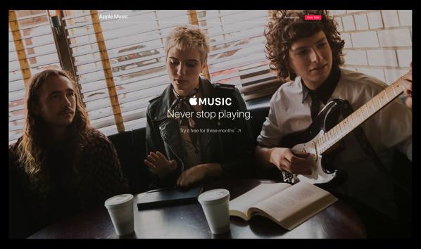 Apple、ミュージックレーベルとの交渉で日本でのApple Musicでストリーミング普及を約束か