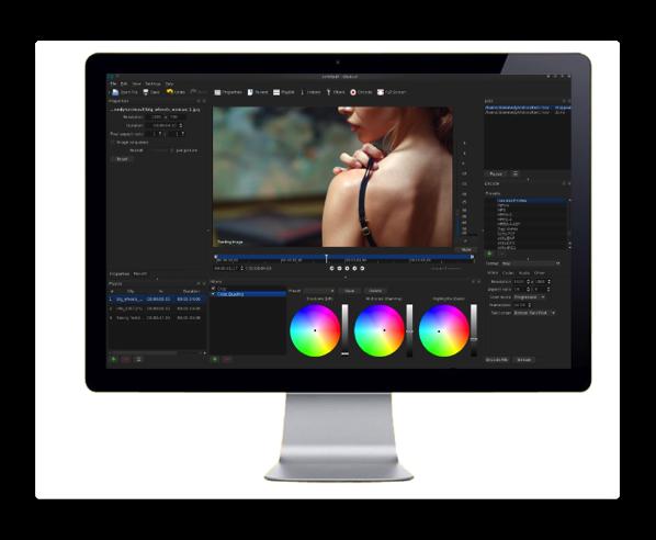 【Mac】フリーでオープンソースのクロスプラットフォームのビデオ編集「Shotcut」