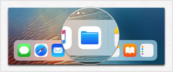 「iOS 11」の新しいファイルアプリについて知っておくべきこと