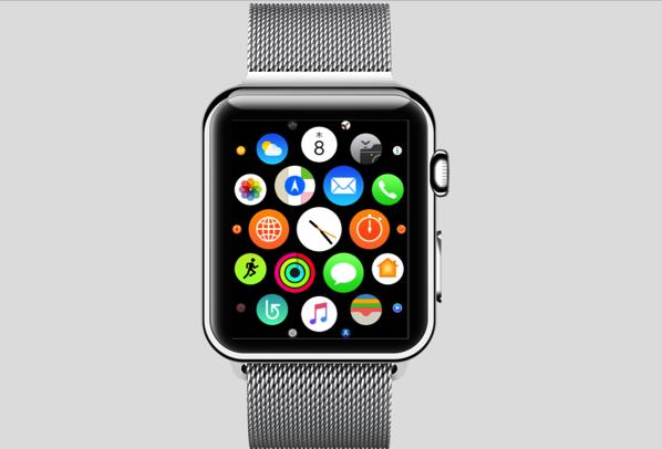 watchOS 4、Apple Watchのハニカムアプリグリッドをスクロール可能なリストビューに変更可能
