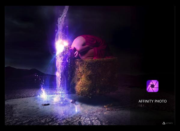 起動時のクラッシュ問題が修正されて、「Affinity Photo」はiPadで最強の写真アプリ