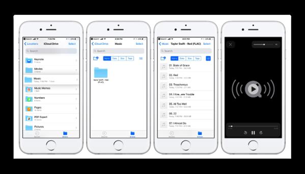 Apple、「iOS 11」でロスレスオーディオのFLACファイルフォーマットをサポート