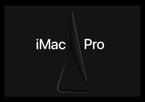 Appleの新しく発表された「iMac Pro」は強力なスペックなのに破格のプライス