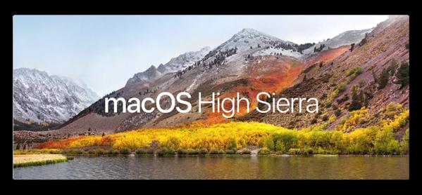 macOSHighSierra、対応Macと現在解っている不具合