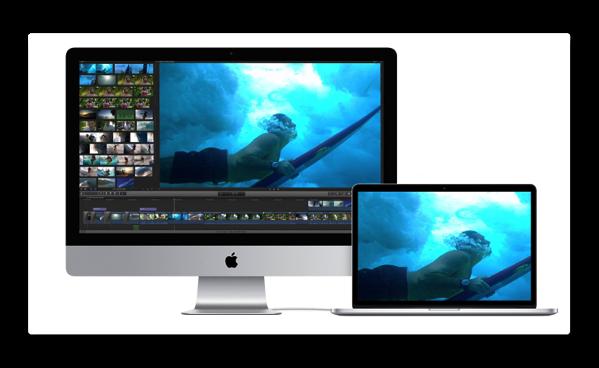 新しいiMacの4K and 5K はターゲットディスプレイモードをサポートしていない