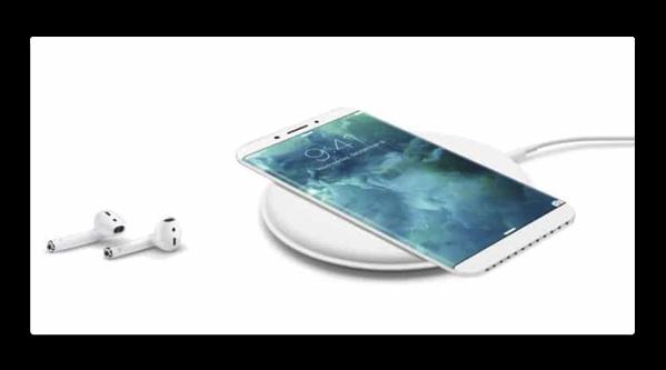 「iPhone 8」のワイヤレス充電はApple Watchのような磁気充電機能が搭載か