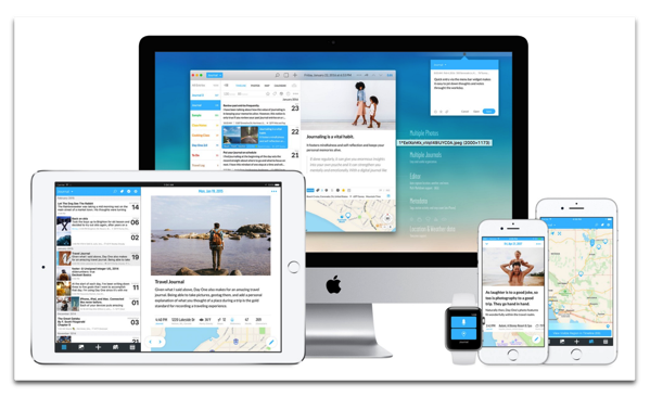 【Mac/iOS】ジャーナルアプリ「Day One」、サブスクリプションのプレミアムサービスを追加