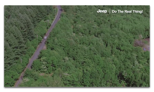 Jeep Japan、「Do The REAL Thing!」のビデオを公開