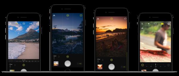 【iOS】iPhone用のプレミアムカメラアプリ「Halide」が6月6日までリリース記念プライス