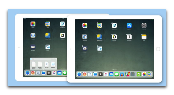 「iOS 11」には、5種類のタップがあるが、混乱することはない