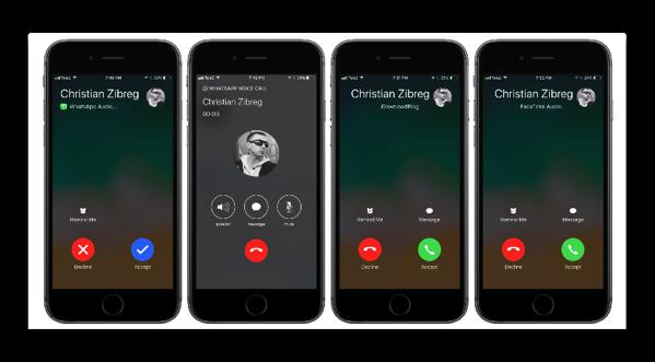 「iOS 11」では、iPhoneで自動着信応答をサポート