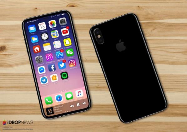 Appleのサプライヤー Wistron、新しいiPhoneがワイヤレス充電を行い、防水になることを確認、3D顔認識センサーも