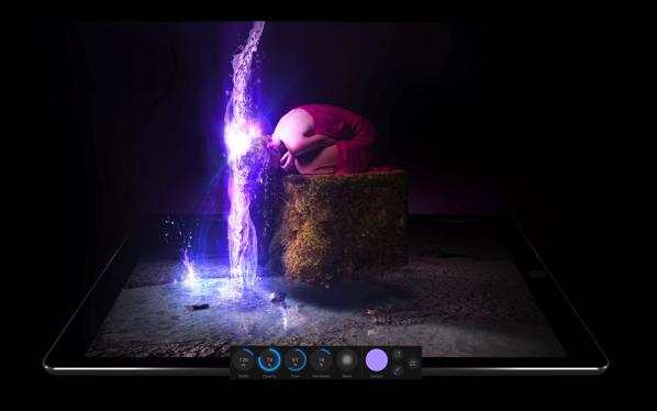 「Affinity Photo for iPad」がバージョンアップで10.5インチiPad Proのネイティブ解像度サポート