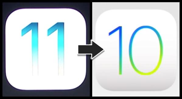 「iOS 11 Public beta」から「iOS 10」へのダウングレード方法