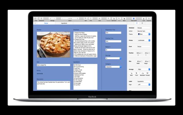 【Sale情報/Mac】パーソナルデータベースアプリ「Records」が無料