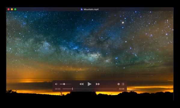 【Mac】macOSのための、永遠に無料のメディアプレイヤー「IINA」