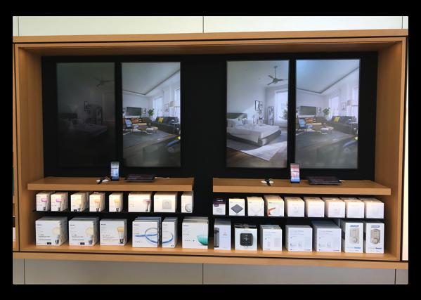 Apple、世界中の46店舗でApple Homeアプリと新しいインタラクティブHomeKitデモ