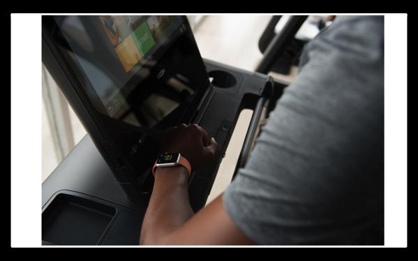 Appleのトップシークレットフィットネスラボの活動追跡が明らかに