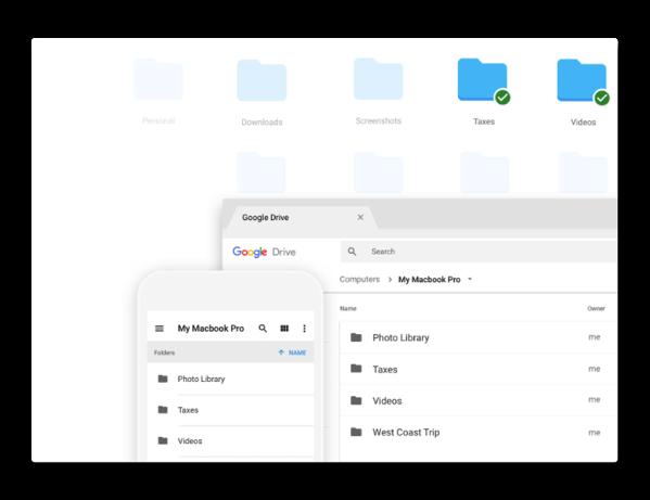 【Mac/PC】Google、GoogleフォトとGoogleドライブの新しいバックアップ・同期ツール「Backup and Sync」を公開